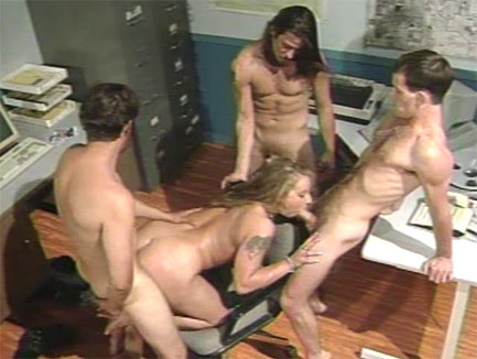 office gang bang